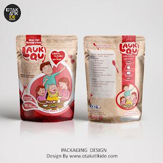Jasa Desain produk Frozen Food