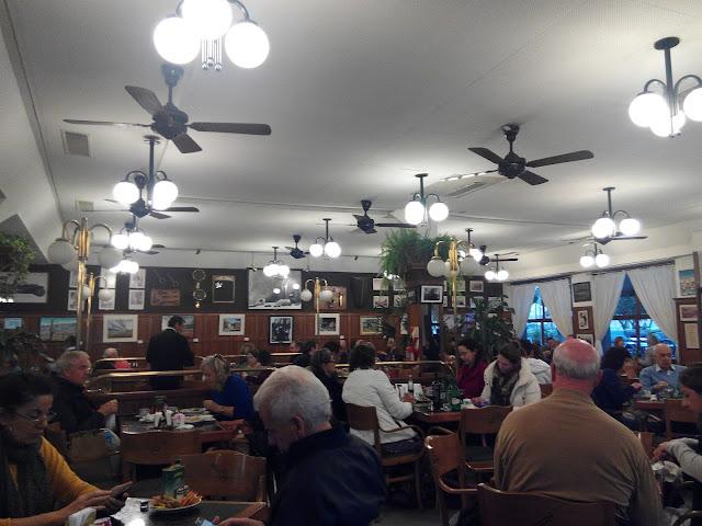 Café La Biela, Barrio Recoleta, Buenos Aires