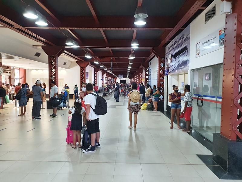 Terminal Hidroviário de Belém - Ilha de Marajó