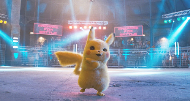 Ryan Reynolds Rob Letterman | Pokémon: Detective Pikachu