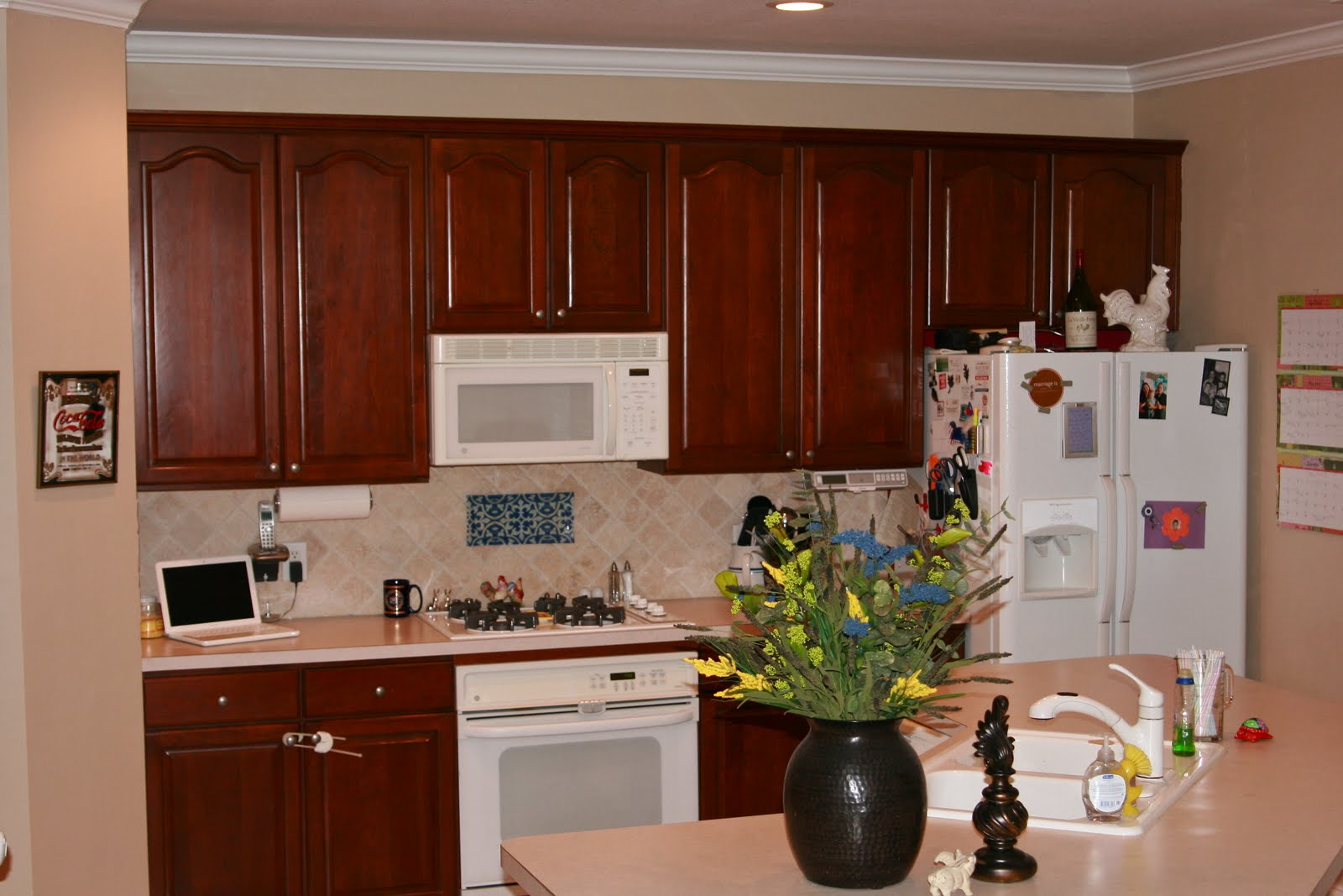 Paintable Kitchen Wall Cabinets