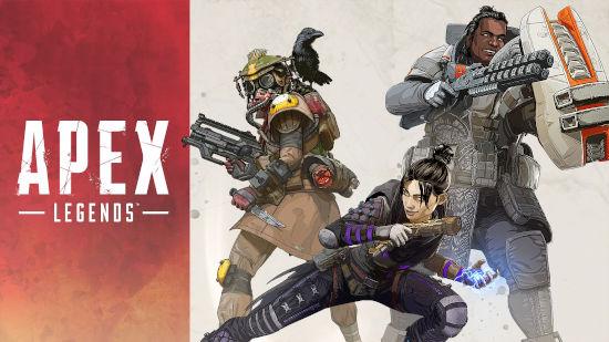 Apex Legends Titre - Saison 1 - Full HD 1080p