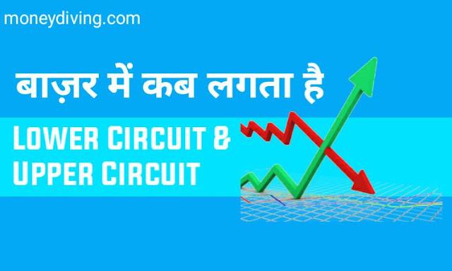 जानिए शेयर बाजार में कब लगता है Lower Circuit और Upper Circuit