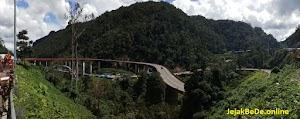 Menikmati Keindahan Jalan Layang Kelok Sembilan Sumatera Barat