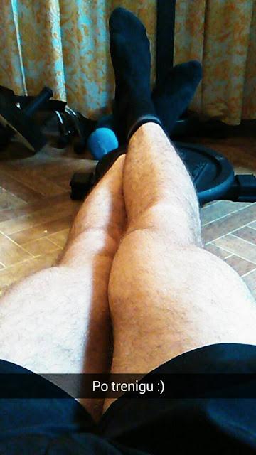 Krótki domowy trening nóg
