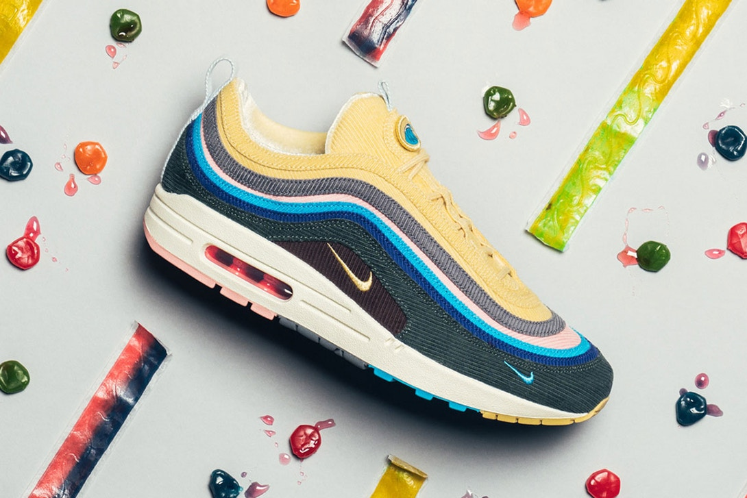 Sean Wotherspoon x Nike Air Max 1 97 Store List - Planet of the Sanquon fe5248f5f