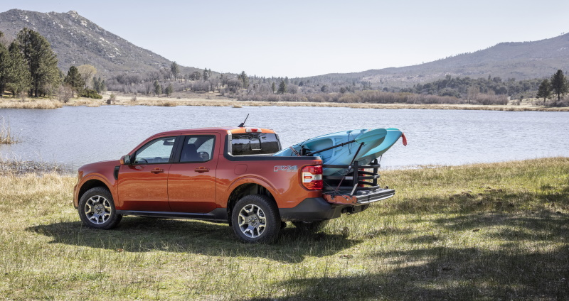 First Look at the Ford Maverick