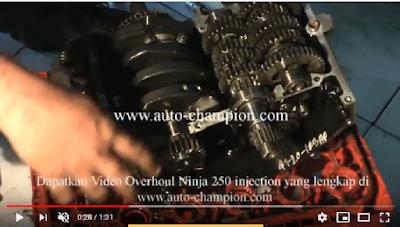 tips trik mekanik sepeda motor