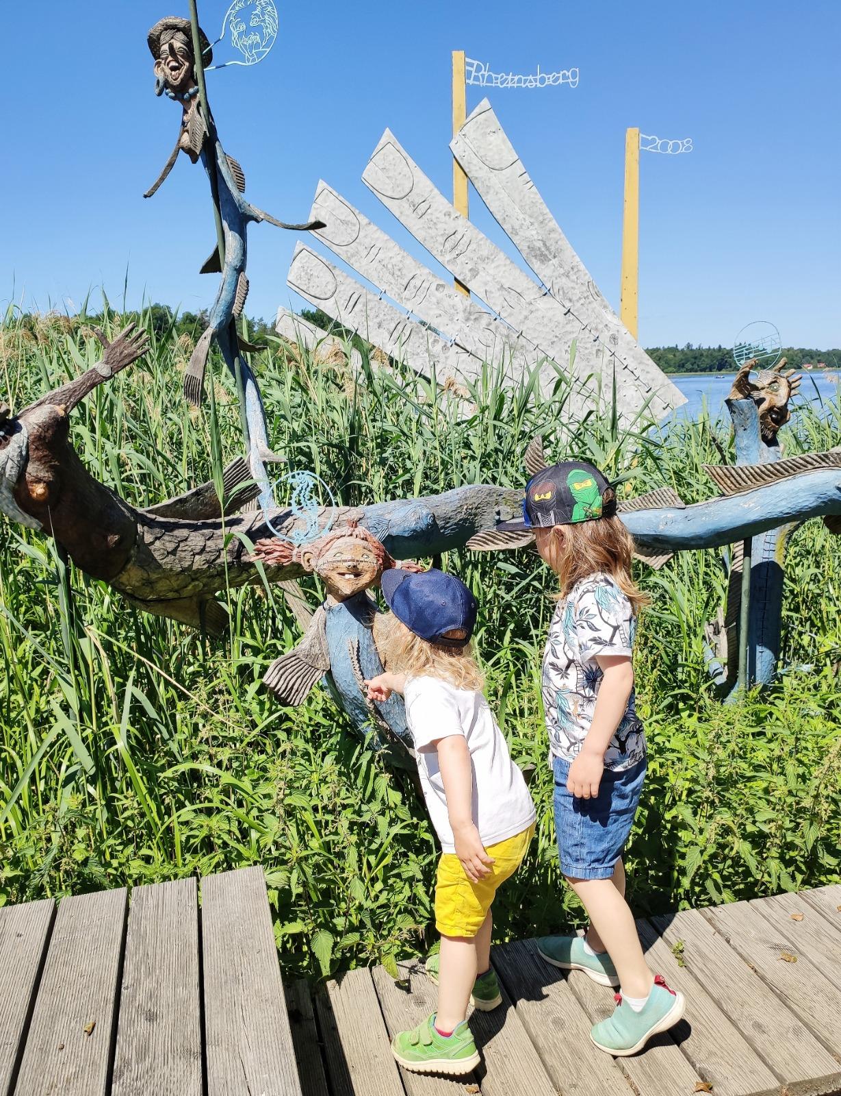 Rheinsberg mit Kindern entdecken