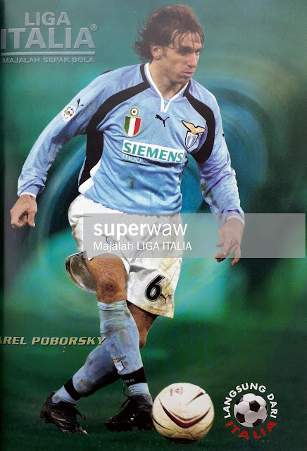 PIN UP KAREL POBORSKY (LAZIO)