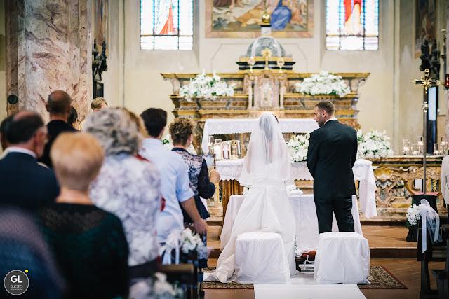 Come allestire altare chiesa matrimonio