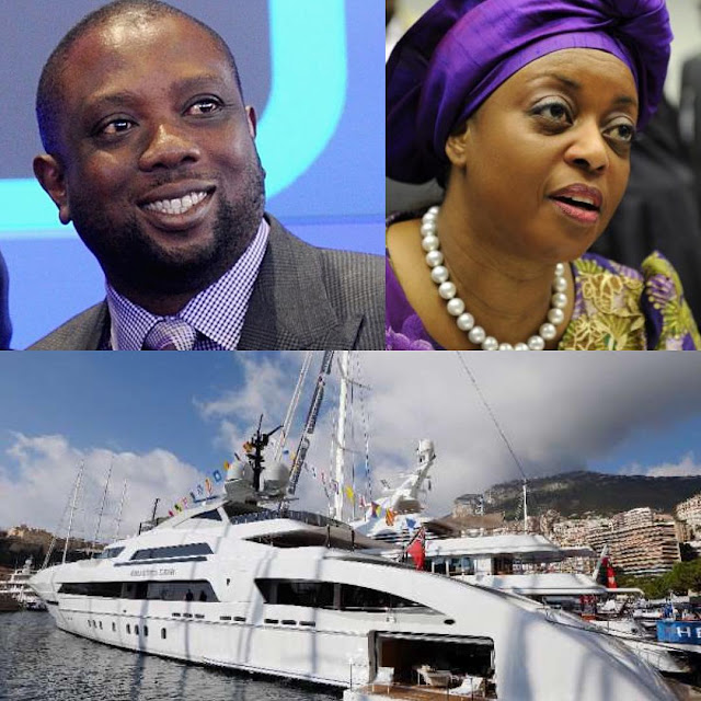 Court documents filed at the Federal High Court in Lagos Nigeria have revealed how oil businessmen, Kolawole Akanni Aluko and Jide Omokore laundered the $1.7 billion creamed off the questionable oil swap transactions between them and the NNPC, during the tenure of Diezani Alison-Madueke.   Some of the money laundered through the United States and which have been used to acquire assets are now the subject of a forfeiture bid by the United States Justice Department. But the filings in a Lagos court have provided the most insightful details yet into how the entire money was laundered, while the Nigerian treasury was left dry and emasculated.  According to an affidavit sworn at the Federal High Court by Isaac Kehinde Oginni, a lawyer in the Federal Ministry of Justice, both Aluko and Omokore lifted and sold allotted Nigeria's crude oil. While they were paid for their service, they deliberately diverted to private use, what was due to the Federal Government and the people of Nigeria, in the sum of $1,762,338,184.40.  *They bought vehicles with a combined value of over N800million and donated them to the Peoples Democratic Party (PDP) through its then National chairman Prince Secondus.  *They also bought vehicles valued at over N130million and gave them as gifts to former minister of Petroleum, Mrs Dieziani Alison-Madueke and some other management staff of Nigerian Petroleum Development Company (NPDC).  *Kolawole Aluko paid $18,548,619.99 and N1,070,000,000 to FBN Mortgages Limited as part payment for block A consisting of 26 Flats at 46 Gerrard Road Ikoyi Lagos. The block was bought for a total cost of N5,210,520,315.  *Payment of a total sum of $25,839,606.77and N95,000,000 was made to Real Bank for the purpose of part financing the acquisition and renovation of properties by the Atlantic Energy Drilling Concepts Nigeria Limited (AEDC) and Atlantic Energy Brass Development limited (AEBD). The Properties are: Mason apartments at 6 Gerrard Road Ikoyi Lagos comprising 60 u