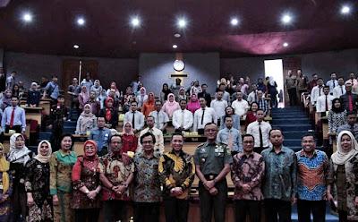 Komandan Korem Gatam Ingatkan Pentingnya Persatuan di Tengah Pluralitas Bangsa