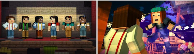 Minecraft: Story Mode v1.17 Apk