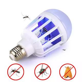 Lâmpada B22 Anti Mosquitos