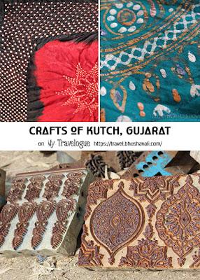 Kutch Handicrafts process photos pinterest