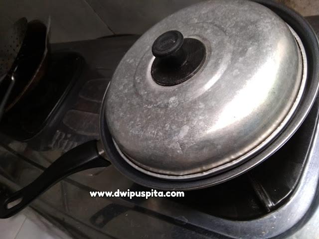 Cara membuat kastangel tanpa oven tanpa mixer
