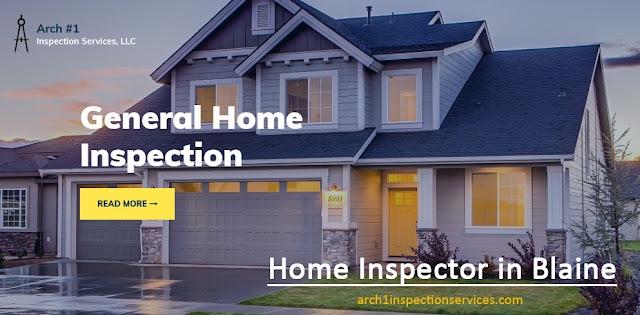 Home Inspectors Blaine