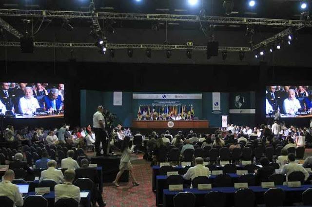 OEA: de la injerencia contra Venezuela a la irrelevancia, La Jornada