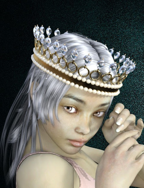 Crown Number 1 for Genesis 3 Female