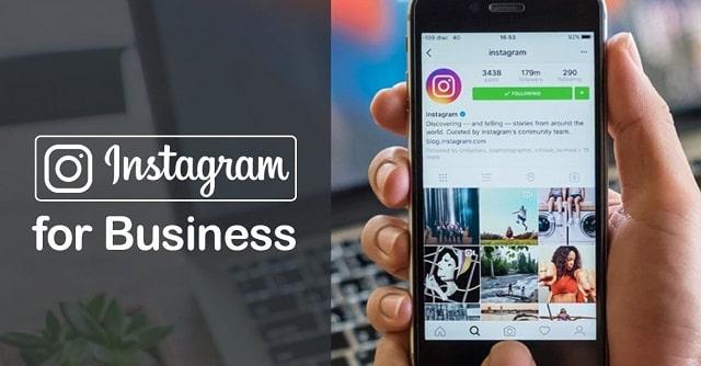 why instagram good platform for startup business