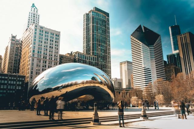 Missione commerciale e mostra di prodotti siciliani a Chicago