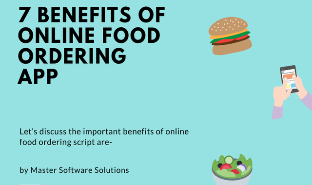 7 Benefits Of Online Food Ordering App