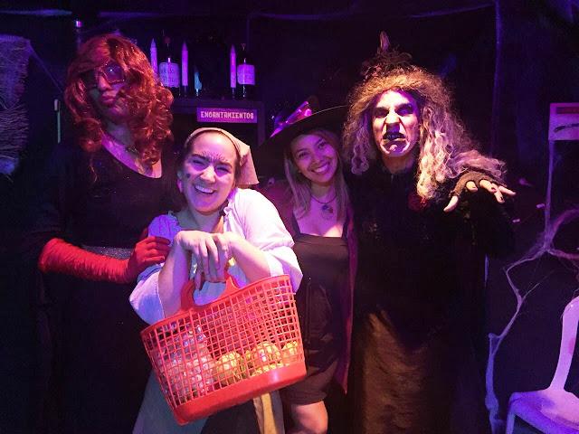 Volvieron recargadas: Las brujas Cleotilde y Matilde
