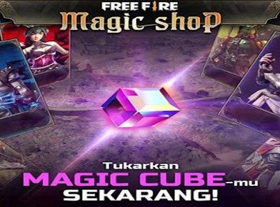 Cara Mendapatkan Magic Cube Free Fire FF Terbaru