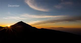 Un año, 365 puestas de sol
