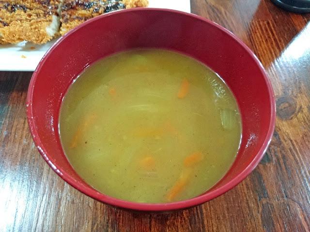 カレースープの写真