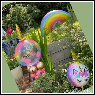 Garden Decor by Sue Bowler