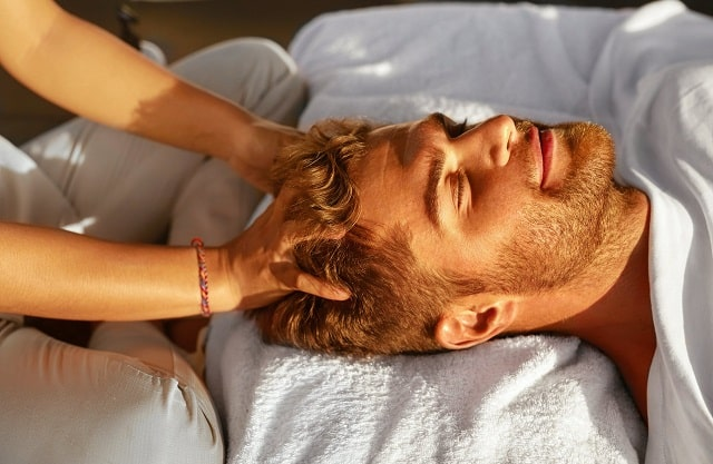 benefits of scalp massage for hair loss prevention baldness treatment