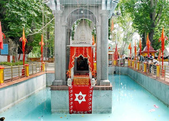 Kheer Bhawani - tullmulla- Kashmir