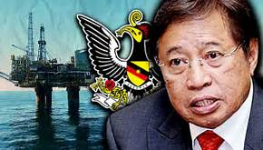 Sarawak's own oil and gas firm Petros officially formed