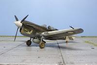 Mauve - Kittyhauk IV 1/48.
