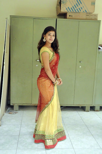Yamini half saree photos-HQ-Photo-7