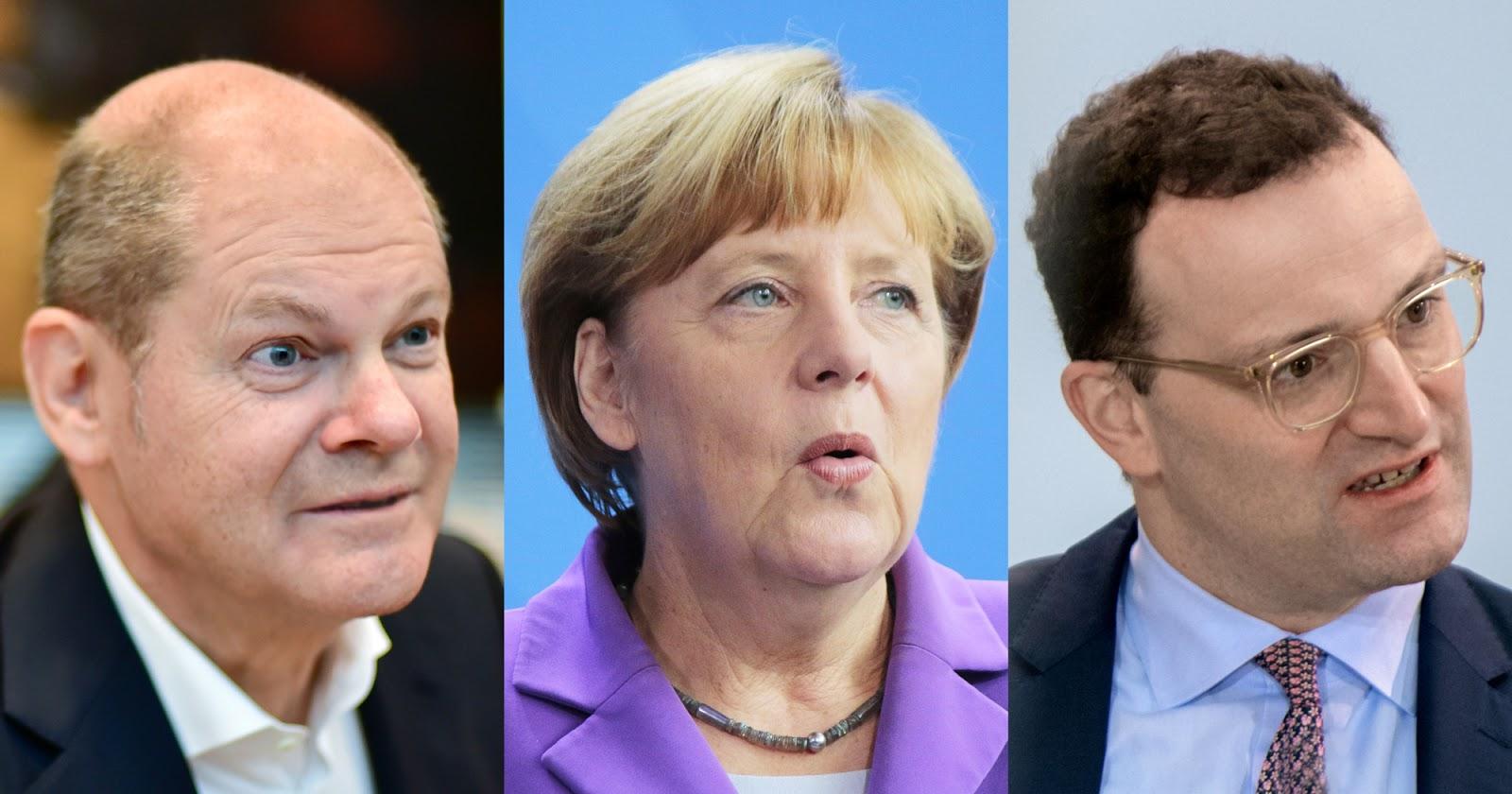 Regierung probt schon mal überraschte Gesichter für dann, wenn die dritte Welle da ist