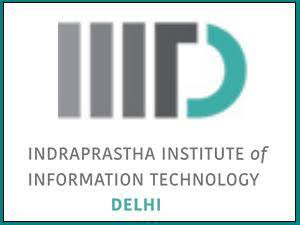 Indraprastha Institute of Information Technology (IIIT) Delhi Recruitment 2019 Junior Research Fellow
