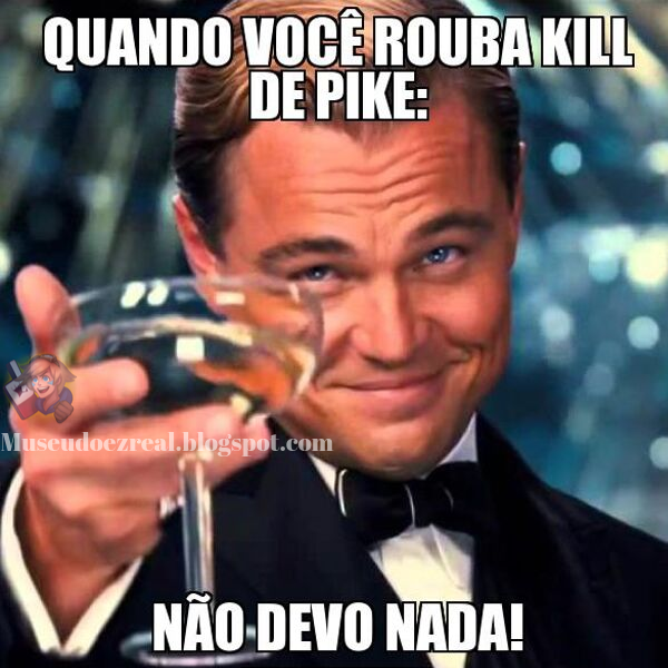 PARA OS JOGADORES DE PIKE