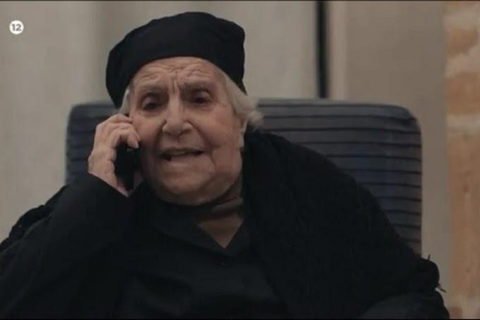 Πέθανε η Έλλη Κυριακίδου, η «Νόνα» στις «8 Λέξεις» – Το «αντίο» του Γεωργίου