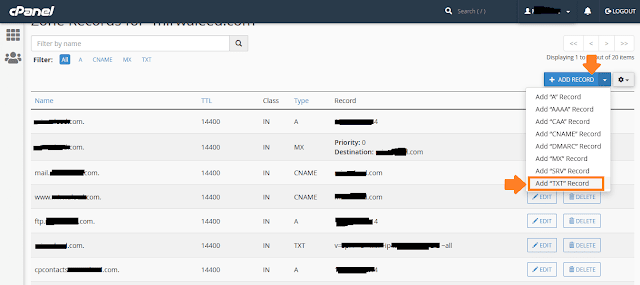 How To Connect Website To Google Search Console & Verify Domain Ownership Via DNS Record 8