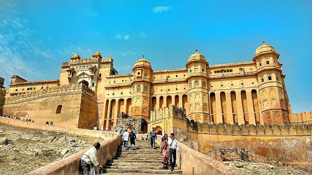 JAIPUR – The Pink City of Rajasthan, amber fort