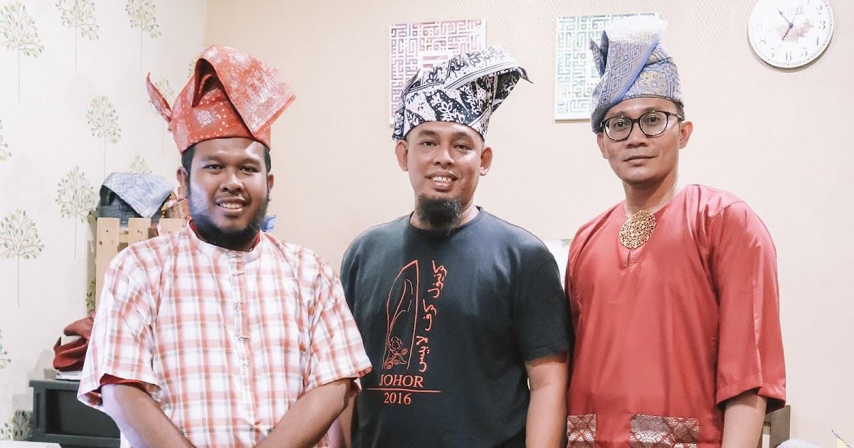 Tempah Busana Tradisi Melayu Lelaki Bin Mansor Mawardi Yunus