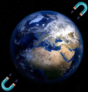 Earth magnetism - physics | explained |
