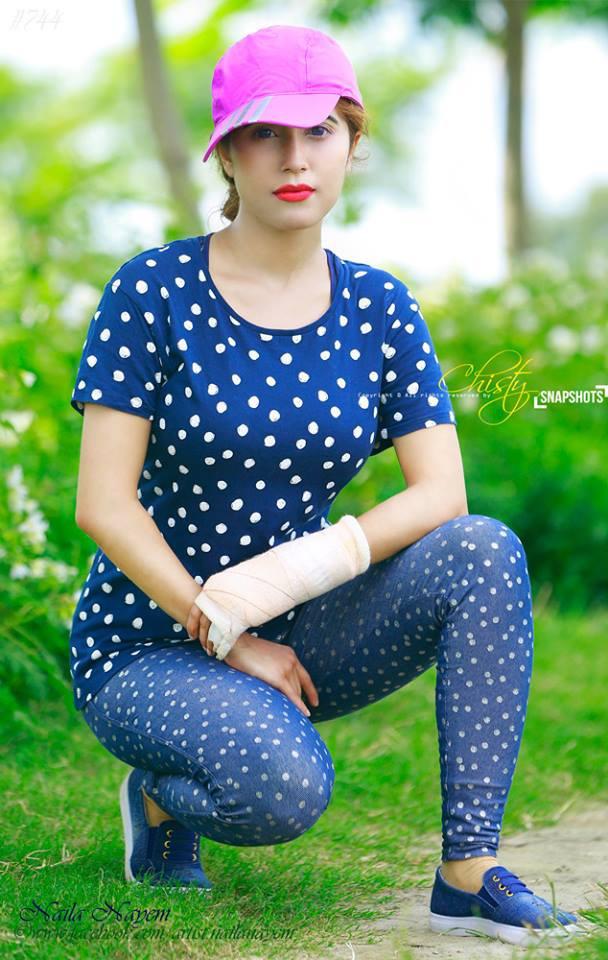 Naila Nayem's Latest Photos 21
