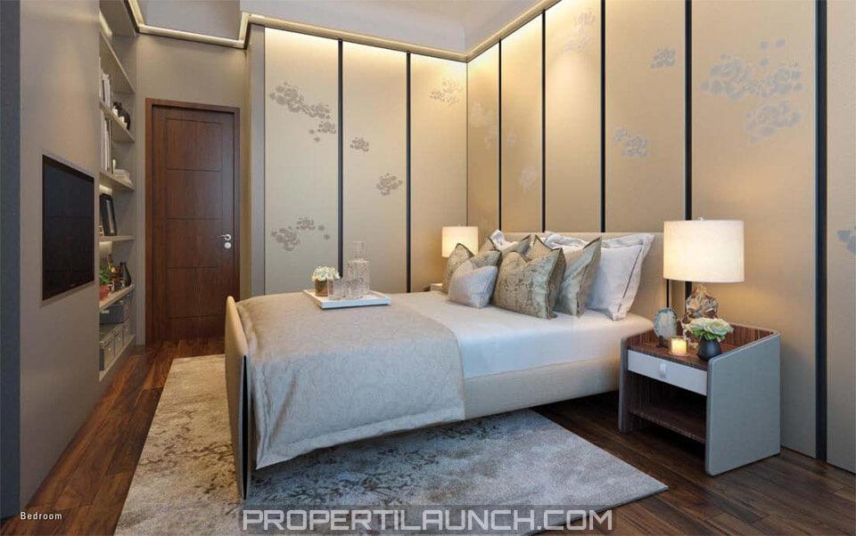 Apartemen 1 BR Permata Hijau Suites