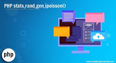 PHP stats_rand_gen_ipoisson() Function