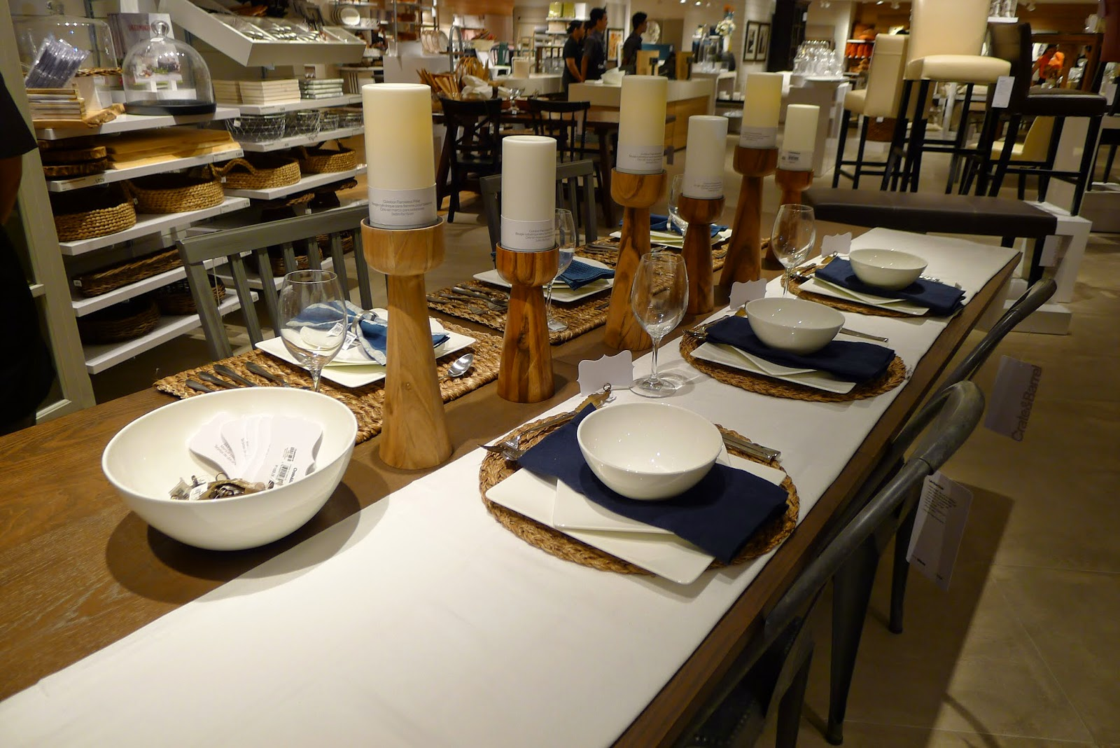 crate barrel opens their first store in manila tina villa on crate and barrel id=61375
