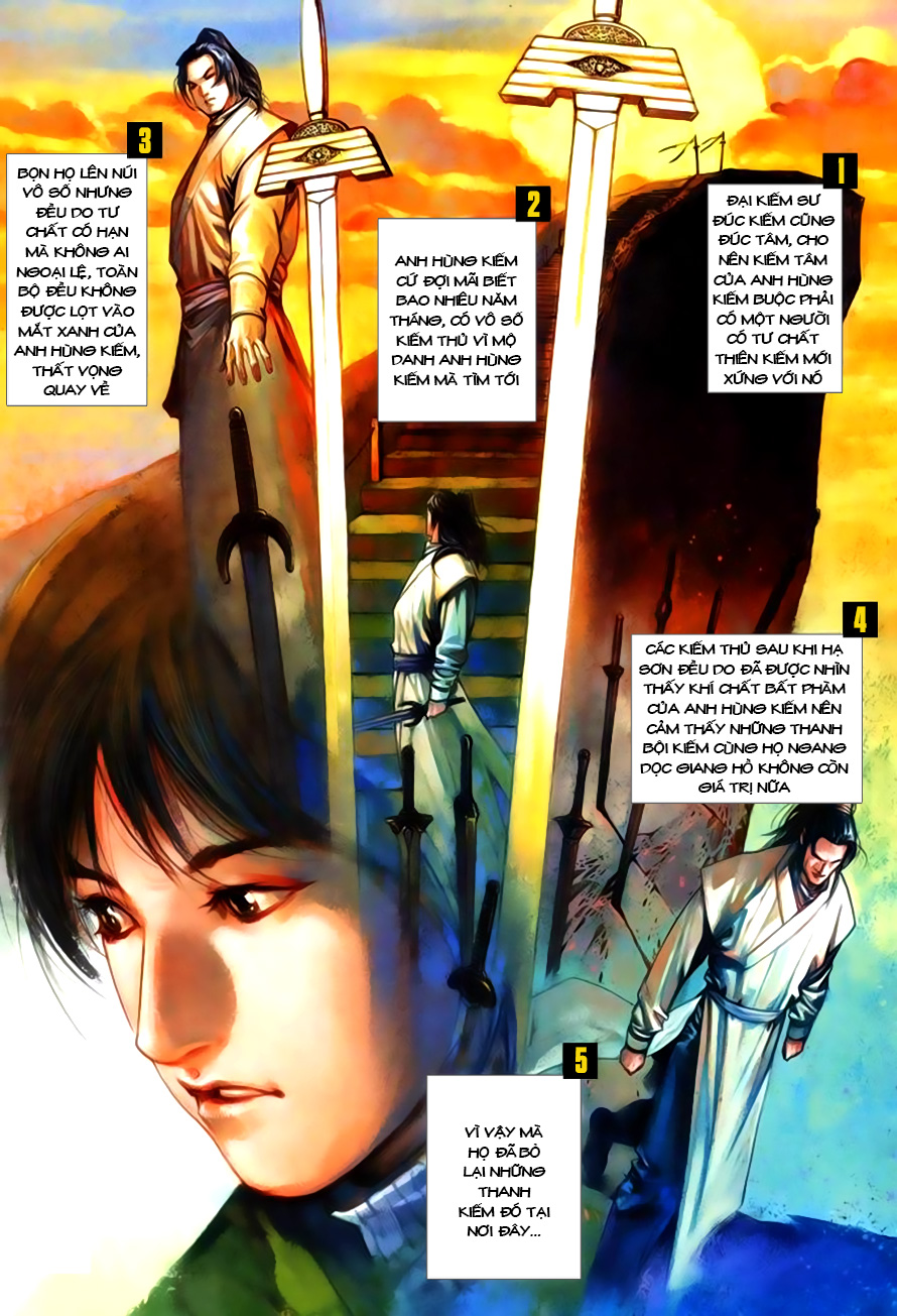 Phong Vân chap 410 Trang 4